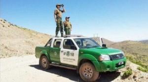 Boliviano disparó e hirió a carabinero de Chile cuando el efectivo realizaba controles en frontera