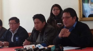 La Paz: chóferes descartan paro este martes, esperan respuesta de alcalde Revilla a sus demandas