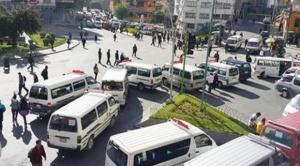 Justicia resolverá una acción popular que busca evitar protestas de los choferes