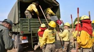 Consternación por la muerte de tres bomberos, ya van cuatro en una semana