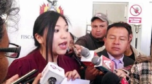 Por no prevenir y proteger derechos de la Madre Tierra, diputada Yarhui presentó querella contra ministro de Medio Ambiente
