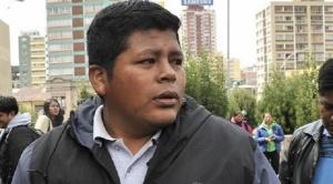 Defensa de Franclin Gutiérrez denuncia que Ministerio de Gobierno y Fiscalía argumentan indicios dudosos para mantener recluido a líder cocalero