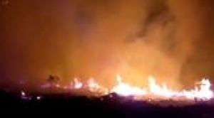 Presunto causante de incendio en la Cordillera de Sama remitido con detención preventiva a penal de Morros Blancos