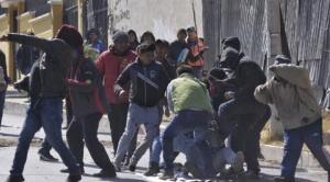 Choferes de base de La Paz apoyan determinación de la justicia de prohibir bloqueos