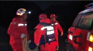 Un muerto y cuatro heridos tras embarrancamiento de un camión en la Rinconada