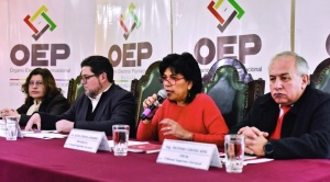 Tres vocales de la TSE tuvieron un voto disidente sobre el reglamento de las primarias