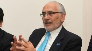 Mesa destaca que la CIJ reconoce por primera vez que el tema marítimo no está resuelto
