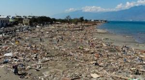 El número de fallecidos supera los 1.200 por terremoto y tsunami  en Indonesia