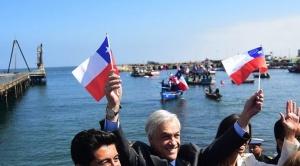 """Piñera en Antofagasta: """"si Bolivia insiste en un camino equivocado, el diálogo se hace imposible"""""""