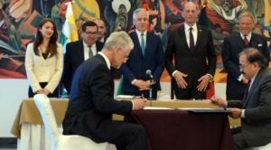 Bolivia y Alemania acuerdan constituir sociedad para producir baterías de litio en Salar de Uyuni