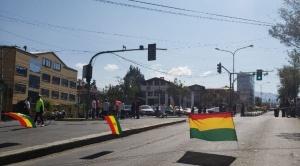 Zona Sur bloquea calles en defensa del 21F