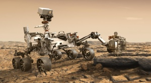 Camila, la única boliviana y latinoamericana que participa en la elaboración del rover que será enviado a Marte 1