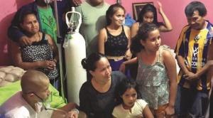 Chumita, el niño futbolista, perdió la batalla contra el cáncer