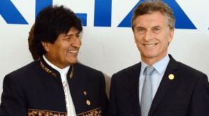 """En Argentina hablan de """"tensión política"""" y """"conflicto diplomático"""" por visita de Evo  1"""