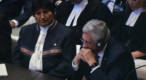 Morales es considerado como el mayor culpable de la derrota de La Haya 1