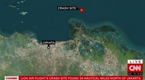 Se teme que 189 personas murieron por nuevo accidente aéreo en Indonesia