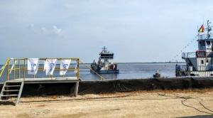 Gravetal, Aguirre y Jennefer obtienen su recategorización como puertos internacionales