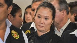 Keiko Fujimori es enviada a la cárcel para 36 meses de prisión preventiva