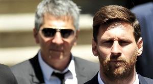 Messi y su padre, imputados por presunto lavado de dinero
