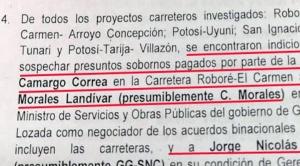 Lava Jato: sospechas de sobornos recaen a un exministro y dos exgerentes de ex SNC 1