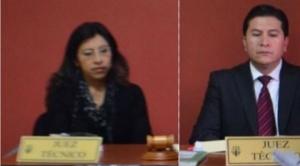 Destituyen a dos jueces que condenaron sin pruebas al médico a Jhiery Fernández 1