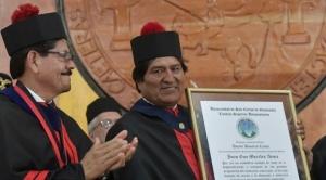 """Evo en Guatemala: """"no quiero salir"""" de la residencia presidencial """"me he acostumbrado mucho"""" 1"""