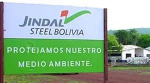 El Estado boliviano y la Comibol fueron excluidos del proceso iniciado por Jindal Steel