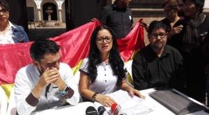 Xiomara Klinsky, de Generación 21, rechaza invitación de Félix Patzi