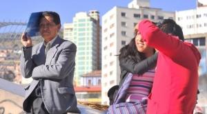 Seguirán las altas temperaturas en La Paz, dice el Senamhi