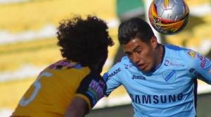 Bolívar y The Strongest 1-1, empate que perjudica