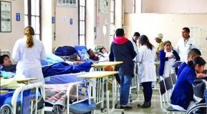 Hospitales públicos y de convenio de La Paz en emergencia, no tienen insumos