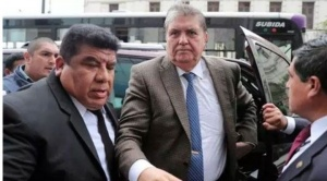 Uruguay  niega asilo diplomático a Alan García