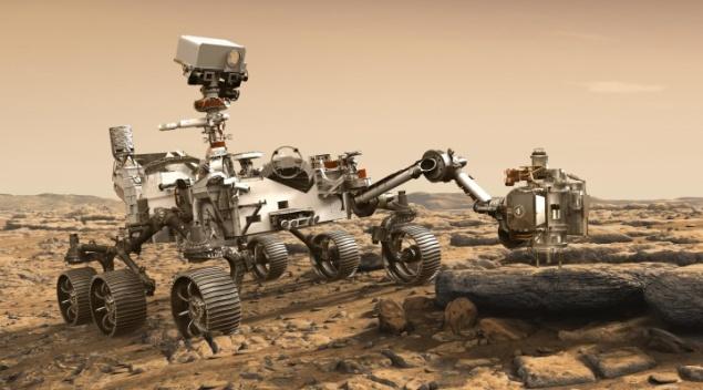 Camila, la única boliviana y latinoamericana que participa en la elaboración del rover que será enviado a Marte