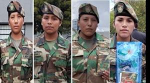 Primeras reservistas sienten orgullo por el año de servicio militar y sugieren que las sigan