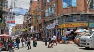 Crecimiento poblacional, informalidad y tráfico endemoniado caracterizan a la ciudad de El Alto