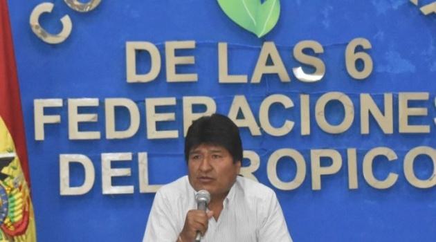 Evo acepta ayuda internacional después que el fuego arrasó un millón de hectáreas en la Chiquitanía
