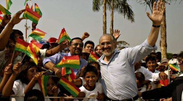 Por primera vez Mesa supera a Morales en la intención de voto para primera vuelta