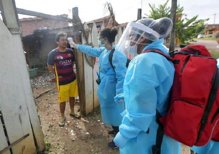 "En primera semana de ""rastrillaje"" en Trinidad se detectaron 648 ..."