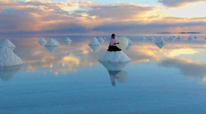 El Salar de Uyuni es nominado a dos categorías de los premios World Travels Awards 2020