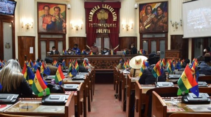 Copa promulga ley de Bono contra el Hambre y el Gobierno anuncia que no publicará la norma