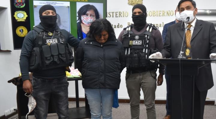Tres personas permanecen aprehendidas por el rapto de Samantha