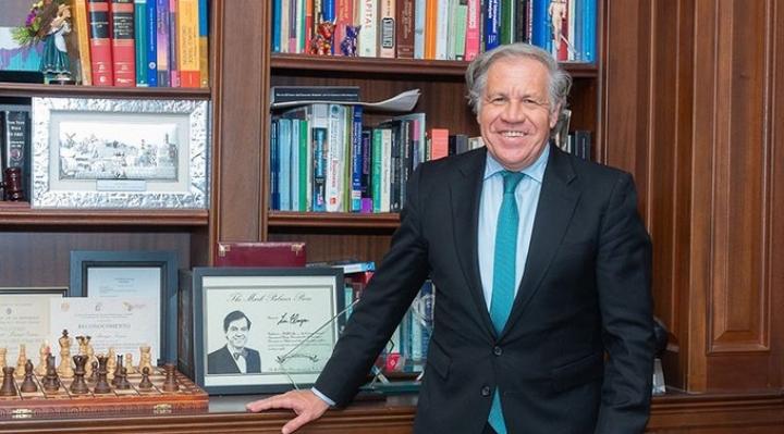 Almagro niega que la OEA avale fraudes electorales, sean de izquierda o derecha