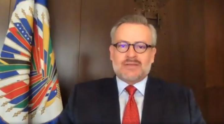 La OEA destaca la independencia del TSE y la legitimidad del gobierno entrante