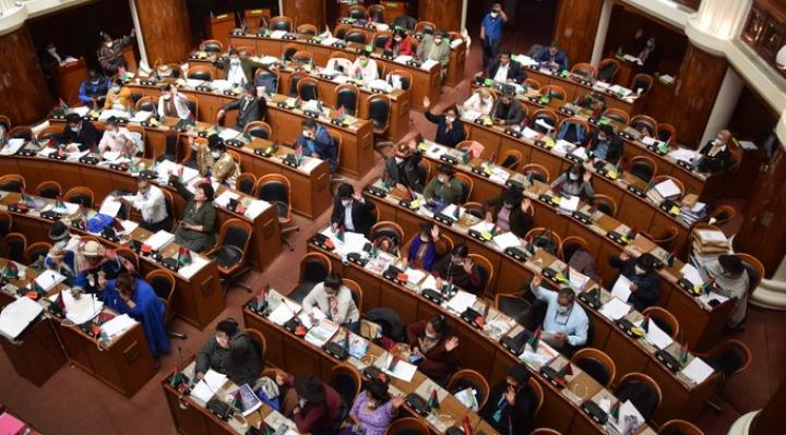 La Asamblea ordena abrir procesos en contra de 5 autoridades de empresas estatales
