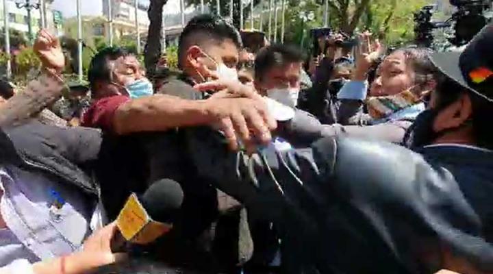 Naciones Unidas rechaza actitudes intolerantes en Bolivia y pide crear diálogo entre grupos políticos