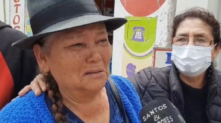 Familiares pide máxima pena para los cómplices del feminicidio de Carla Mendez