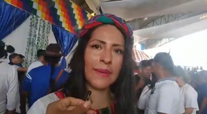 """Exministra de Culturas presentará una denuncia penal contra quienes la acusaron de formar parte del caso """"bombas molotov"""""""