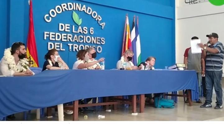 El GIEI-Bolivia recibe documentos de las víctimas de Sacaba