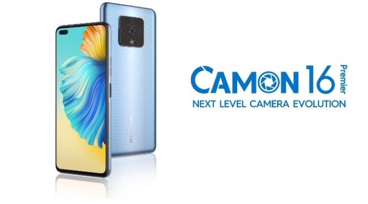 El Camon 16 redefine la captura de fotografías con el celular