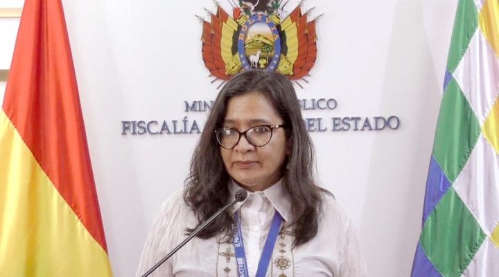 Fiscalía pide informe oficial a la Interpol sobre rechazo de sello azul contra Murillo y López